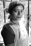 Mariée indienne Photographie stock libre de droits