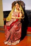 Mariée indienne Photo stock