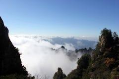 Mari delle nubi fotografia stock
