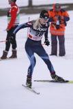Mari Laukkanen - cross country sprinter Stock Photography