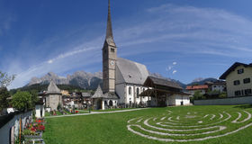 Maria Alm, Austria Royalty Free Stock Photo