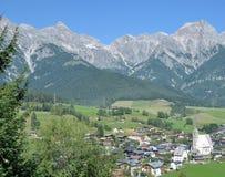Maria Alm, terra di Salzburger, Austria Fotografia Stock