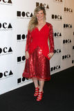 Maria Arena Bell arrives at the MOCA Gala 2012 Stock Photo