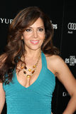 Maria Canals-Barreras, Maria Canals. LOS ANGELES - OCT 18: Maria Canals-Barreras arriving at the PS Arts 20th Anniversary Event at the Sunset Tower Hotel on stock image
