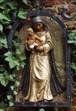 Maria com criança Fotografia de Stock Royalty Free