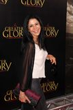 Maria Conchita Alonso au   Photo libre de droits