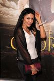 Maria Conchita Alonso au   Photographie stock libre de droits