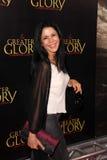 Maria Conchita Alonso bij   Royalty-vrije Stock Foto