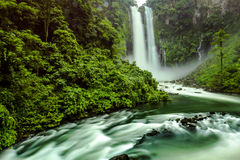 Maria cristina falls in Iligan City, Philippines Royalty Free Stock Photos