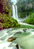 Maria cristina falls in Iligan City, Philippines. Maria Cristina falls in Iligan City Stock Photo