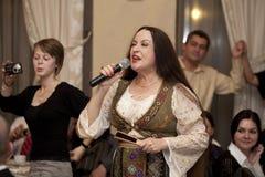 Maria Dragomiroiu Royalty-vrije Stock Afbeelding