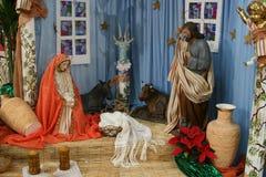 Maria e Joseph Immagini Stock