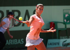Maria Elena Camerin (ITA) at Roland Garros 2011 Stock Photography