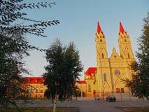Maria Fatimskaya Chapel Royalty Free Stock Photos