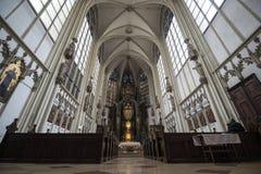 Maria am Gestade church in Vienna, Austria