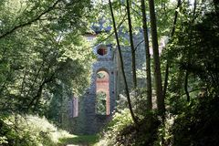 Maria help chapel in south germany Royalty Free Stock Photography