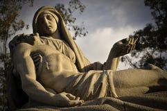 Maria i Jezus Fotografia Royalty Free