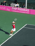 Maria israel zapałek Rosji tenis sharapova Fotografia Royalty Free