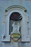 Maria, jezus and josef. Stock Image