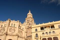 Maria katedralny Santa Murcia Obraz Royalty Free