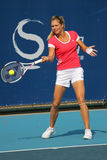 Maria Kirilenko (RUS), professional tennis player Royalty Free Stock Photos