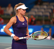 Maria Kirilenko, russian tennis star royalty free stock photography