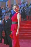 Maria Kozhevnikova at Moscow Film Festival Royalty Free Stock Photo
