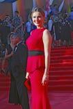 Maria Kozhevnikova at Moscow Film Festival Royalty Free Stock Images