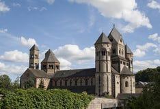 Maria Laach Abbey Imágenes de archivo libres de regalías