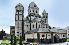 Maria Laach Monastery Stock Photo