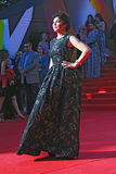 Maria Lemesheva at Moscow Film Festival Royalty Free Stock Photography