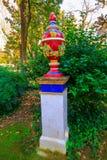 Maria Luisa park, Sevilla, Hiszpania Seville Espana obraz stock