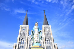 Maria, madre di Dio Fotografia Stock Libera da Diritti