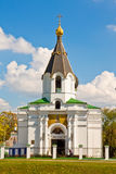 Maria Magdalena Church in Minsk Stock Photo