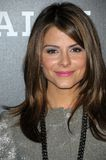 Maria Menounos. At Bally's Hollywood Domino Party Benefitting Art Of Elysium. Andaz, West Hollywood, CA. 02-20-09 Stock Photography