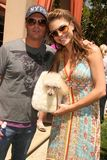 Maria Menounos,Ryan Seacrest Royalty Free Stock Photos