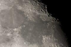 Maria op de maan Stock Afbeeldingen