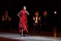 Maria Pages, danseur espagnol de flamenco Image libre de droits