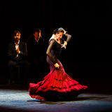 Maria Pages, danseur espagnol de flamenco Image stock