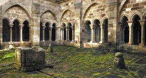 maria przyklasztorny monaster Santa Obraz Royalty Free