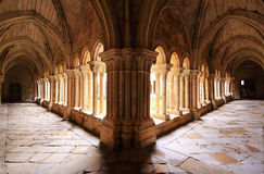 maria przyklasztorny monaster Santa Obrazy Royalty Free