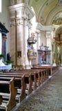 Maria Radna Franciscan Monastery - la Romania fotografie stock libere da diritti