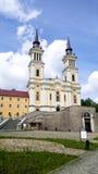 Maria Radna Franciscan Monastery - Roemenië Stock Foto's