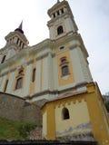 Maria Radna Franciscan Monastery - Rumänien arkivbild