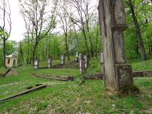 Maria Radna Franciscan Monastery - Rumänien royaltyfri foto