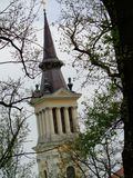 Maria Radna Franciscan Monastery - Rumänien royaltyfria foton
