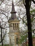 Maria Radna Franciscan Monastery - Rumänien arkivfoto