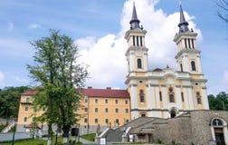 Maria Radna Franciscan Monastery - Rumänien Stockbilder