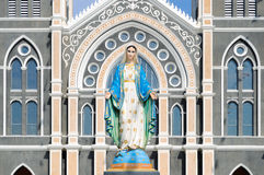 Maria in the Roman Catholic church Stock Photos