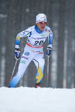 Maria Rydqvist - Cross Country Stockfotos